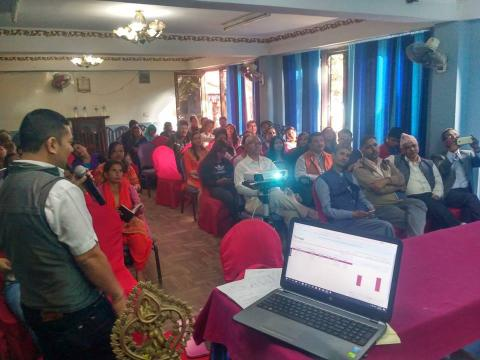 Data Presentation Program